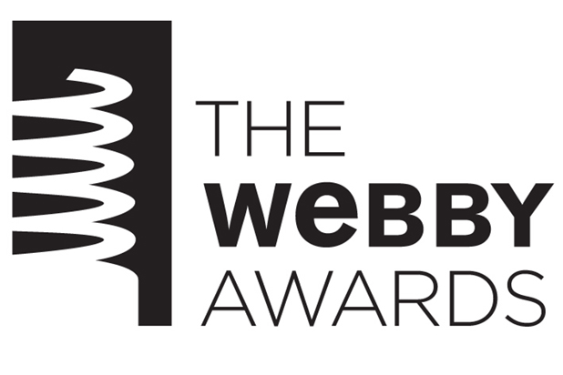 The modern day webby awards logo