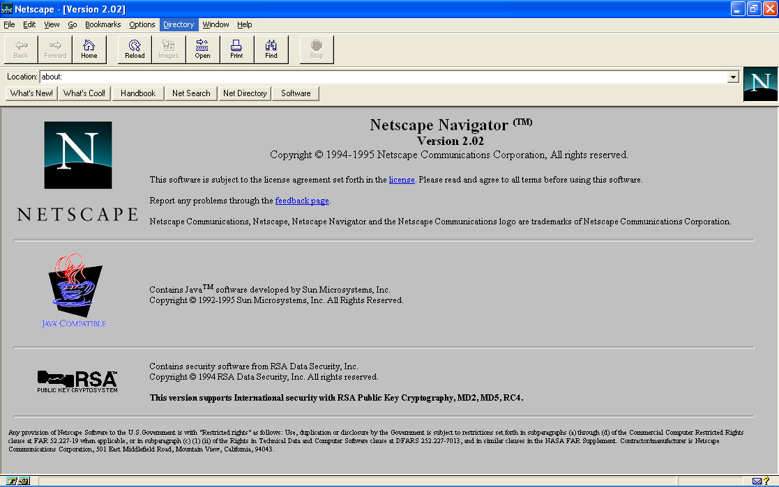 netscape android