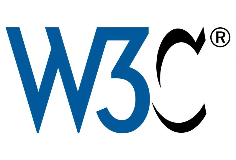 The W3C official logo