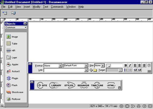 How Dreamweaver Got Its Name