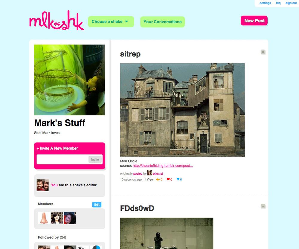 MLKSHK Screenshot