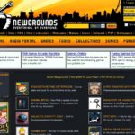The Newgrounds Portal