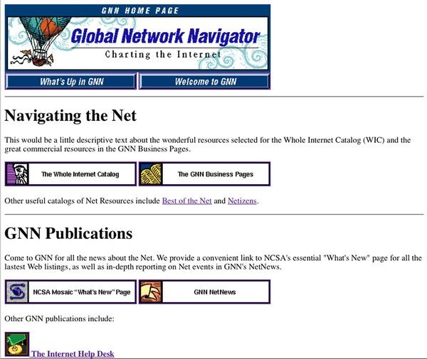 1995 Was The Most Important Year For The Web - The History of the Web