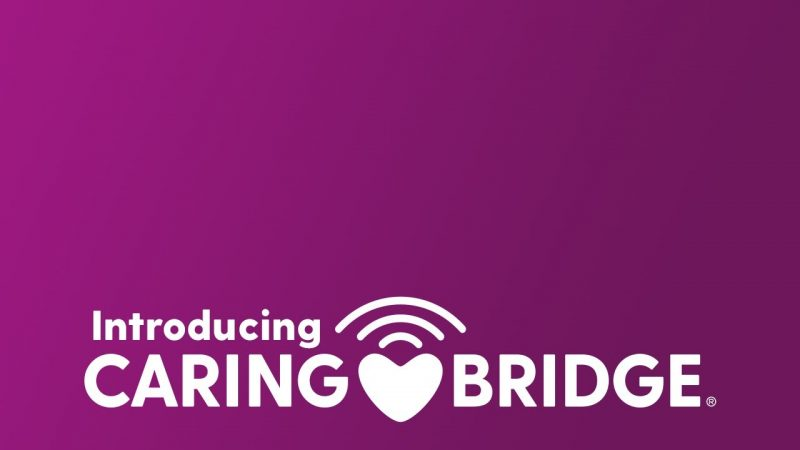 Logo for Caring Bridge